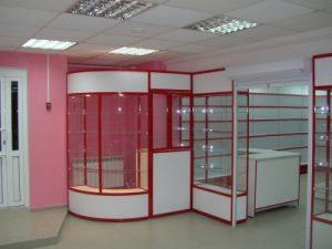 Ремонт и отделка коммерческих помещений в Томске. Сборка мебели и оборудования.
